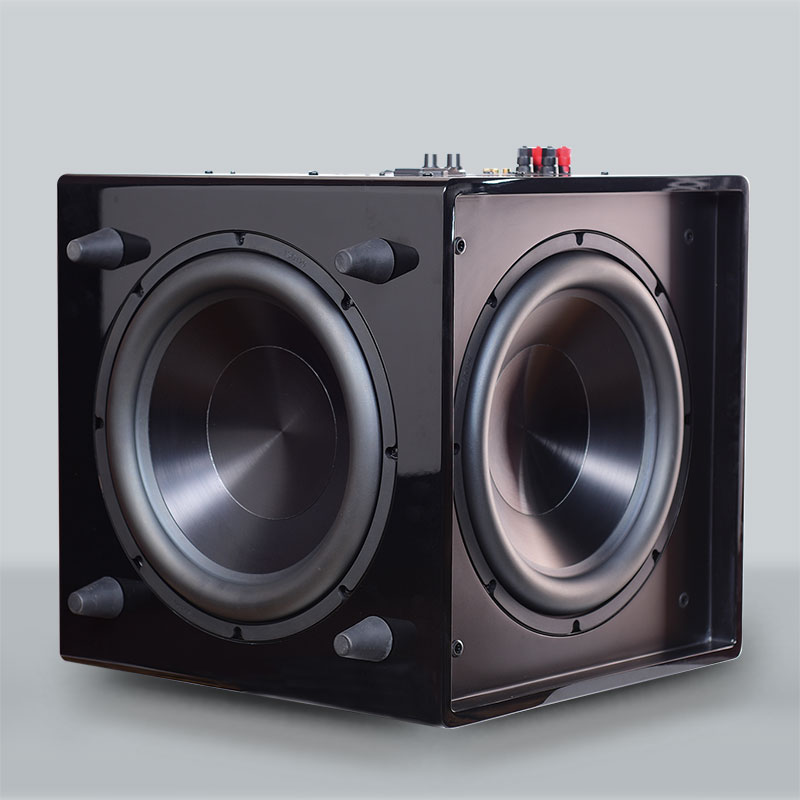 美国MP Loudspeaker 超强低音炮MP-HT550-SUB10 HP650-SUB12